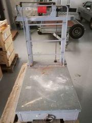 Mooshammer Waage Plattformwaage Paketwaage 200kg
