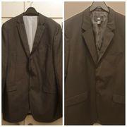 2 Herren Sakkos Anzugs Jacke