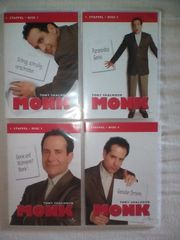 Monk CD 1 Staffel 4
