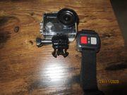 Crosstour Actioncam 4K mit Fernbedienung