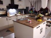 L-Küche inkl elektrische Geräte mit