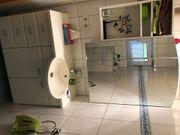 Badmöbel Kombination mit Waschbecken