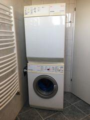 Kombi AEG Trockner UND Waschmaschine