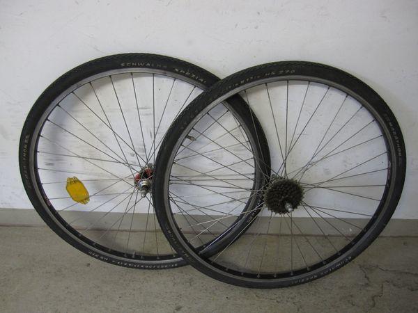Kompletten Alu Laufradsatz 28 Zoll-Im
