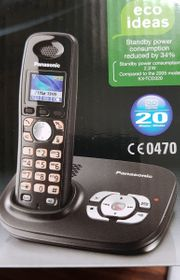 Panasonic DECT schnurloses Telefon mit