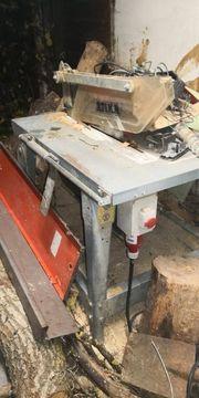 Baukreissäge Atika Btu 450 400V