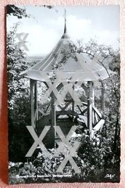 Alte Ansichtskarte Motiv Kasendorf Sonnentempel