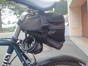 Bike oder Fahrrad Satteltasche