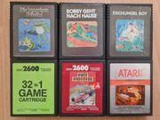Atari 2600 Spiele