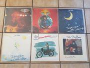 Schallplatten Vinyl-LPs deutscher Schlager Pop