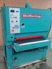 Breitbandschleifmaschine Schleifband Abrichter Bütfering