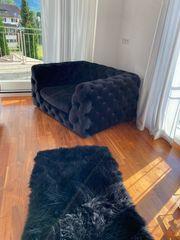 Teppich aus echtfell
