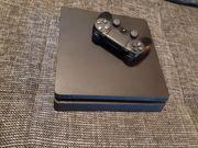 Playstation 4 Slim 500GB mit