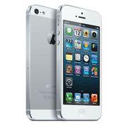 Apple iPhone 5 Weiß Silber