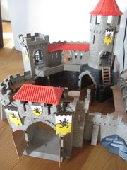 Löwenritterburg Playmobil 4865