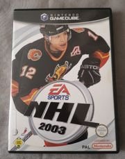 NHL 2003 Nintendo GameCube