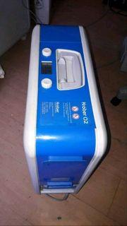 Sauerstoffkonzrntrator Körber 02 top
