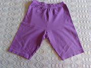 Radler Sweathose Shorts lila Gr