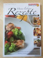 Meine liebsten Rezepte - Kochbuch