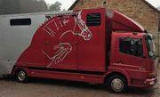 4 Pferde LKW zu verkaufen