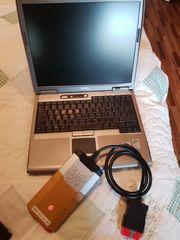 diagnose laptop