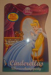 Disney - Cinderella Überraschungsparty