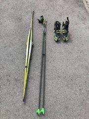 Skating Plus Fischer Ausrüstung