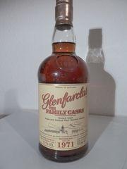 Glenfarclas Family Cask 1971 Bottled