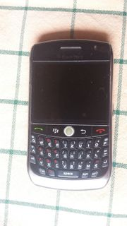 Handy Blackberry mit Excel u