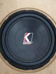 Wegen Umzug Kicker Bassbox