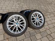 4 BMW Winterkomplettreifen 205 50R17