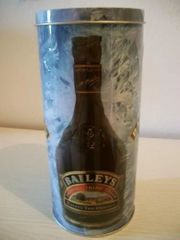 Blechdose Baileys on Ice