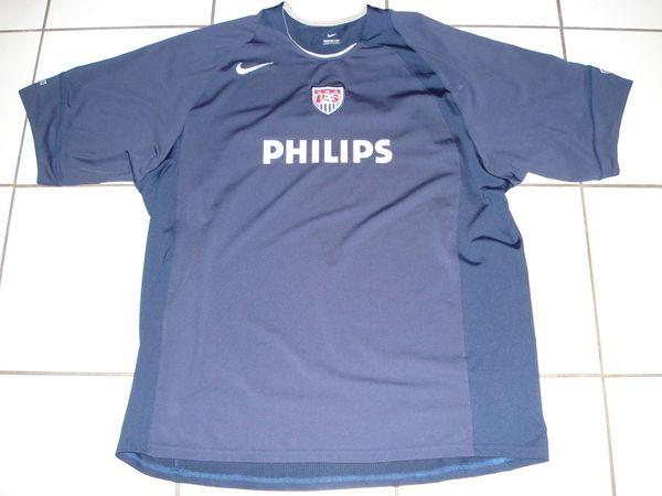 Nike Pre-Match Trikot Philips Fußballnationalmannschaft