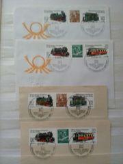 DDR Briefmarkensammlung