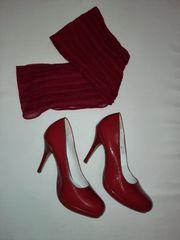 Tamaris High Heels mit Schal