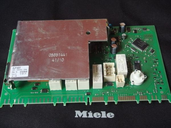 Original Miele Elektronik Leistungselektronik ELP