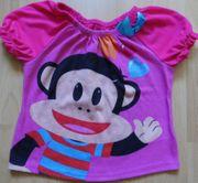 T-Shirt Gr 3T 92-98 pink