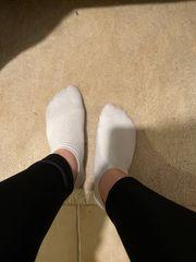 Schöne kleine Füße