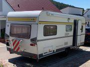 Wohnwagen ideal für Einsteiger