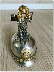 Helm Becher russisch 88 Silber