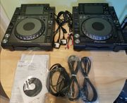 Pioneer CDJ-2000 Nexus Pro Mediaplayer