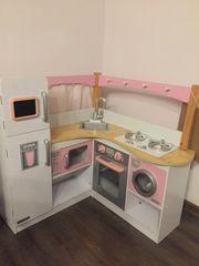Küche Mädchen Spielküche
