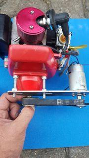 Benzinmotor rc mit elektroantrieb 25ccm
