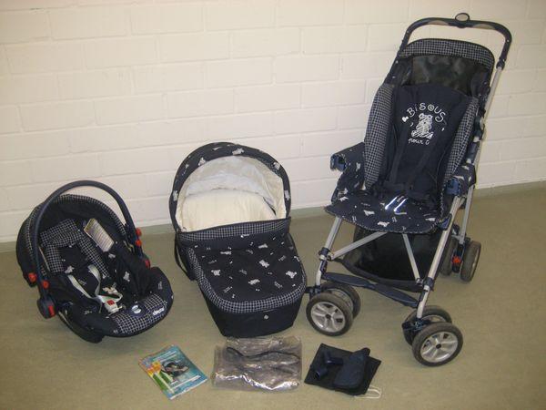 Chicco Kinderwagen mit Autositz und
