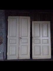 Historische Türen alte Türen