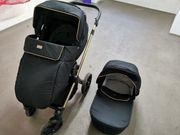 Qubus Kinderwagen 4in1 mit Avionaut