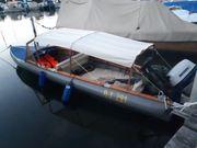 Faltboot Delphin 110 2 mit