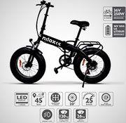 E-bike von Nilox X4