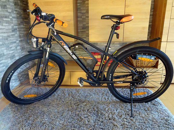 26 City-und Off-Road Elektro-Fahrrad E-Bike