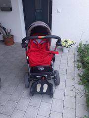 Teutonia Be You Kinderwagen